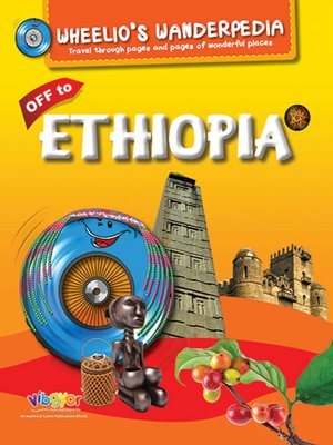 cover image of Wheelio's Wanderpedia: Ethiopia