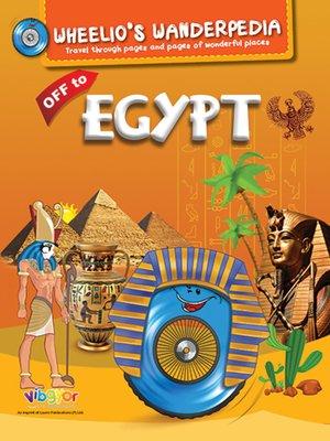 cover image of Wheelio's Wanderpedia: Egypt