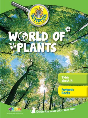 cover image of World of Plants