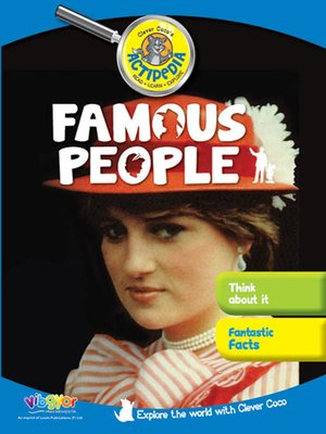 cover image of Famous People