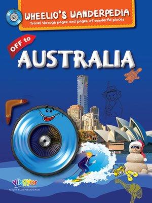 cover image of Wheelio's Wanderpedia: Australia
