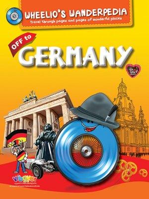 cover image of Wheelio's Wanderpedia: Germany
