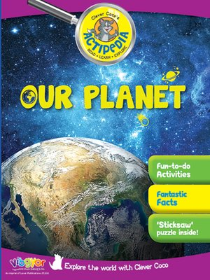 cover image of Our Planet