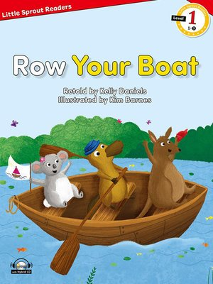 cover image of Row Your Boat