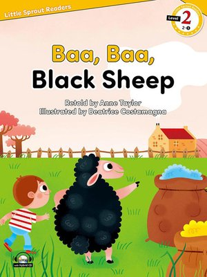 cover image of Baa, Baa, Black Sheep