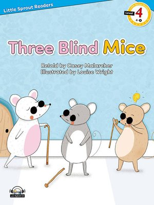 cover image of Three Blind Mice