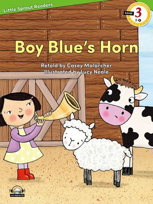 cover image of Boy Blue´s Horn