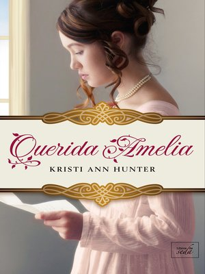 cover image of Querida Amelia