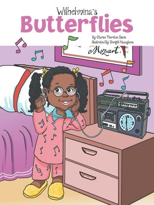 cover image of Wilhelmina's Butterflies
