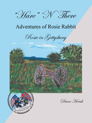 """cover image of """"Hare"""" 'n There Adventures of Rosie Rabbit"""