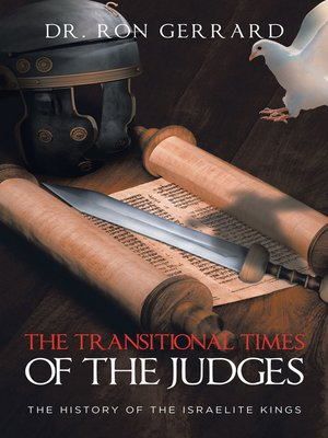 cover image of The Transitional Times of the Judges