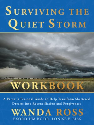 cover image of Surviving the Quiet Storm Workbook