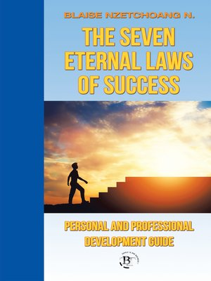 cover image of The Seven Eternal Laws of Success