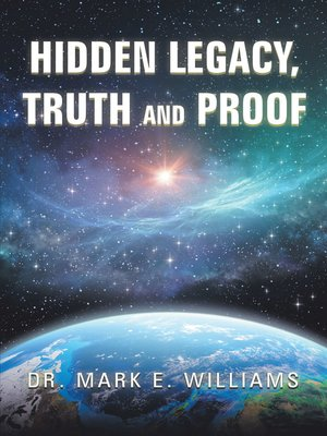 cover image of Hidden Legacy, Truth and Proof