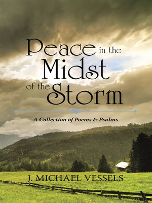 cover image of Peace in the Midst of the Storm