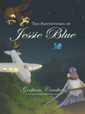 cover image of The Adventures of Jessie Blue