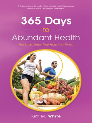 cover image of 365 Days to Abundant Health