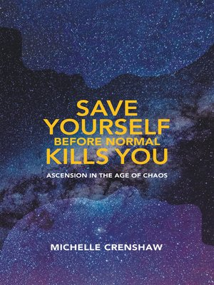 cover image of Save Yourself Before Normal Kills You