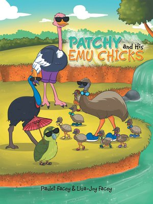 cover image of Patchy and His Emu Chicks