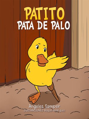 cover image of Patito Pata De Palo