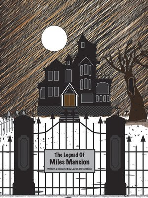 cover image of The Legend of Miles Mansion
