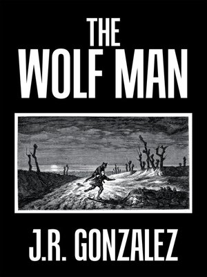 cover image of The Wolf Man