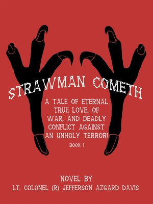 "cover image of ""Strawman Cometh!"""