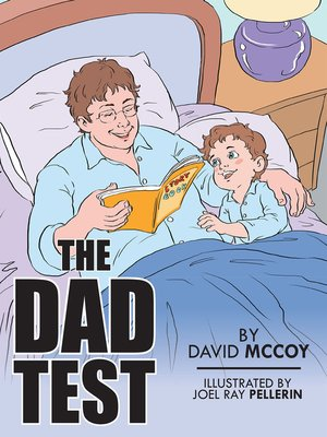 cover image of The Dad Test