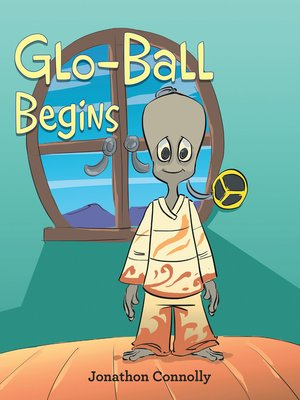 cover image of Glo-Ball Begins