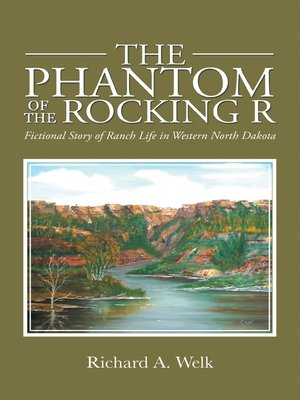 cover image of The Phantom of the Rocking R
