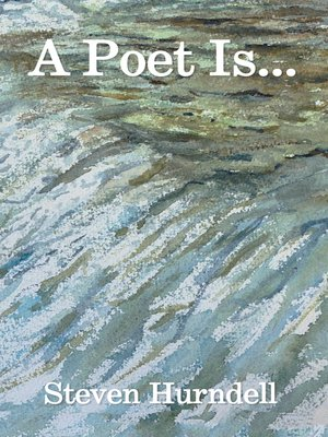 cover image of A Poet Is