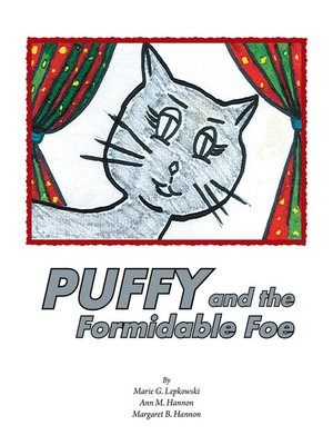 cover image of Puffy and the Formidable Foe