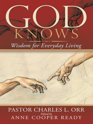 cover image of God Knows