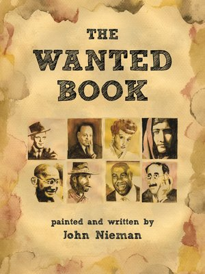 cover image of The Wanted Book