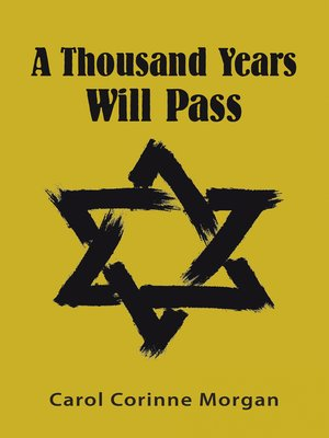 cover image of A Thousand Years Will Pass