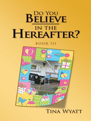 cover image of Do You Believe in the Hereafter?