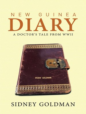 cover image of New Guinea Diary