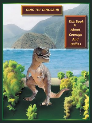 cover image of Dino the Dinosaur