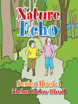 cover image of Nature Echo Series Book 1