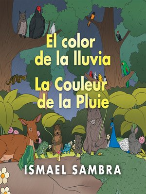 cover image of El Color De La Lluvia