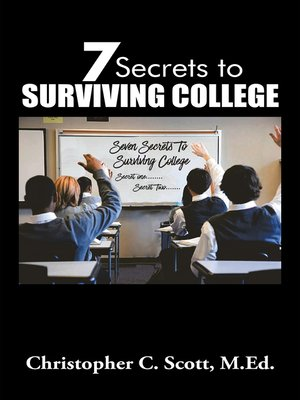 cover image of 7 Secrets to Surviving College