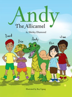 cover image of Andy the Allicamel