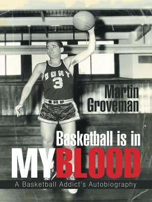cover image of Basketball Is in My Blood