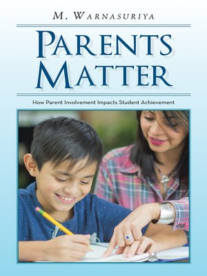 cover image of Parents Matter