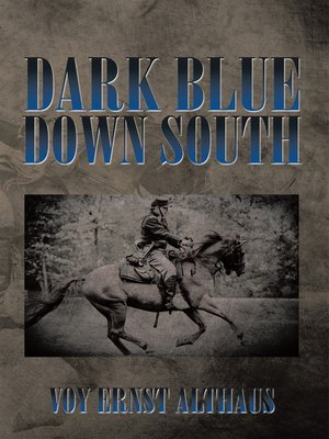 cover image of Dark Blue Down South
