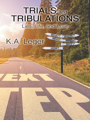 cover image of Trials and Tribulations