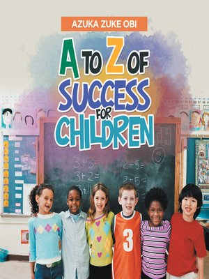 cover image of A to Z of Success for Children