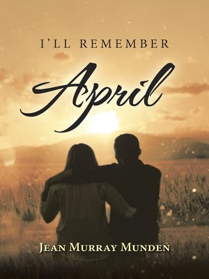 cover image of I'll Remember April
