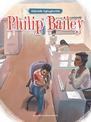 cover image of Philip Bailey