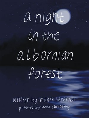 cover image of A Night in the Albornian Forest